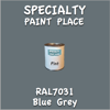RAL 7031 Blue Grey Pint Can