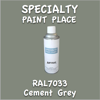 RAL 7033 Cement Grey 16oz Aerosol Can