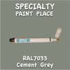 RAL 7033 Cement Grey Pen
