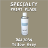 RAL 7034 Yellow Grey 16oz Aerosol Can