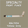 RAL 7034 Yellow Grey Pen