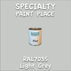 RAL 7035 Light Grey Pint Can
