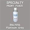 RAL 7036 Platinum Grey 16oz Aerosol Can
