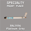 RAL 7036 Platinum Grey Pen