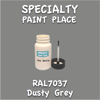 RAL 7037 Dusty Grey 2oz Bottle with Brush