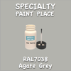 RAL 7038 Agate Grey 2oz Bottle with Brush