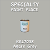 RAL 7038 Agate Grey Pint Can