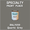 RAL 7039 Quartz Grey Quart Can