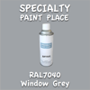 RAL 7040 Window Grey 16oz Aerosol Can