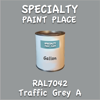 RAL 7042 Traffic Grey A Gallon Can