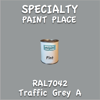 RAL 7042 Traffic Grey A Pint Can
