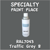 RAL 7043 Traffic Grey B 16oz Aerosol Can