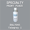 RAL 7045 Telegrey 1 16oz Aerosol Can