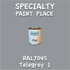 RAL 7045 Telegrey 1 Pint Can