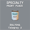 RAL 7046 Telegrey 2 Quart Can
