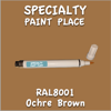 RAL 8001 Ochre Brown Pen