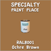 RAL 8001 Ochre Brown Pint Can