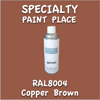 RAL 8004 Copper Brown 16oz Aerosol Can