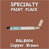 RAL 8004 Copper Brown Pen