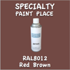 RAL 8012 Red Brown 16oz Aerosol Can