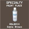 RAL 8014 Sepia Brown 16oz Aerosol Can