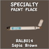 RAL 8014 Sepia Brown Pen