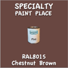 RAL 8015 Chestnut Brown Pint Can