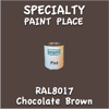 RAL 8017 Chocolate Brown Pint Can