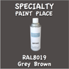RAL 8019 Grey Brown 16oz Aerosol Can
