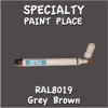 RAL 8019 Grey Brown Pen