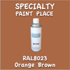RAL 8023 Orange Brown 16oz Aerosol Can