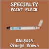 RAL 8023 Orange Brown Pen