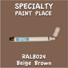 RAL 8024 Beige Brown Pen