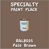 RAL 8025 Pale Brown Pint Can