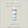 RAL 9002 Grey White 16oz Aerosol Can