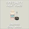 RAL 9002 Grey White 2oz Bottle with Brush