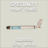 RAL 9002 Grey White Pen
