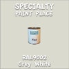 RAL 9002 Grey White Pint Can