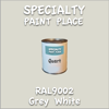 RAL 9002 Grey White Quart Can