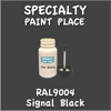 RAL 9004 Signal Black 2oz Bottle with Brush