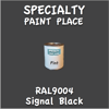 RAL 9004 Signal Black Pint Can