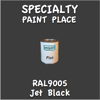 RAL 9005 Jet Black Pint Can
