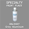 RAL 9007 Grey Aluminum 16oz Aerosol Can