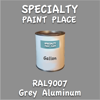 RAL 9007 Grey Aluminum Gallon Can