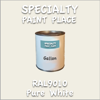 RAL 9010 Pure White Gallon Can