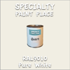 RAL 9010 Pure White Quart Can
