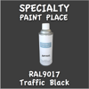 RAL 9017 Traffic Black 16oz Aerosol Can