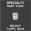 RAL 9017 Traffic Black Pint Can