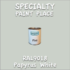 RAL 9018 Papyrus White Pint Can