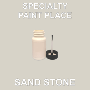 SANDSTONE - Architectural Touch Up Paint - 2oz Bottle with Brush